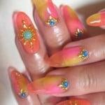 Fashion Nail Art Design