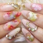 Fashion Nail Art Design 2012-2013