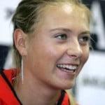 Maria Sharapova awarded tennis competitor