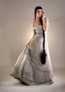 Stylish Bridal Lehnga & Sharara Collection by Nilofer Couture