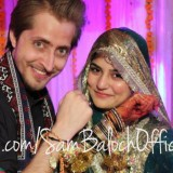 Sanam Baloch Nikkah Rukhsati Pictures (4)
