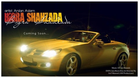 Arslan Aslam – Bigra Shahzada (Official Music Video)