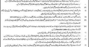 BF Punjab Govt Scholarships 2013-14
