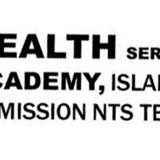 HSA Academy admission test result onlin
