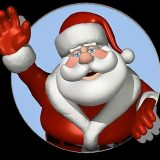 Christmas clip arts 2014