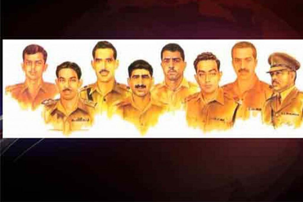Pak army shaheed images