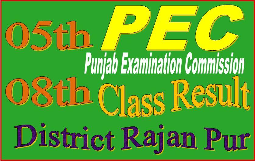 8 class result rajan pur