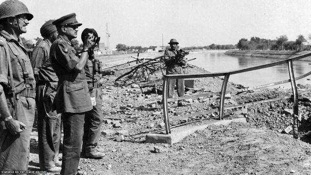 Indo Pak war 1965 old pics