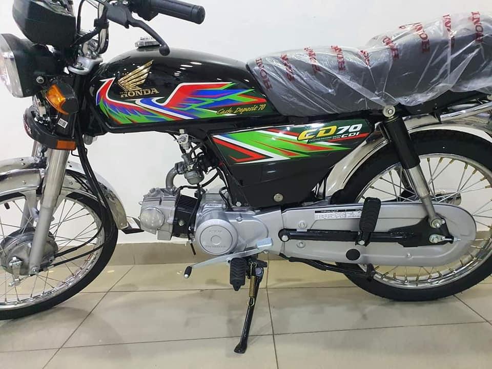 New Model Honda 2021