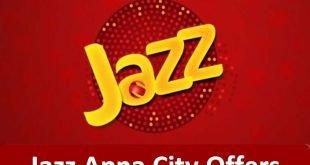 Jazz Apna city Offer Location Based