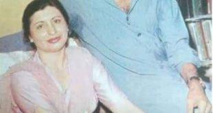 tariq aziz wife pics