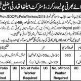 polior worker jobs in punjab 2020
