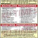 karachi university bachelor admission
